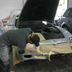 Car Bumper Repairs Melbourne
